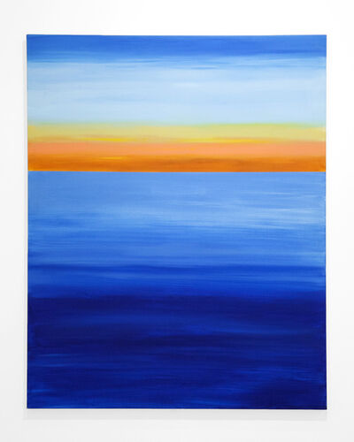 Chelsea Ryoko Wong, 'Sunset Over the Pacific', 2020