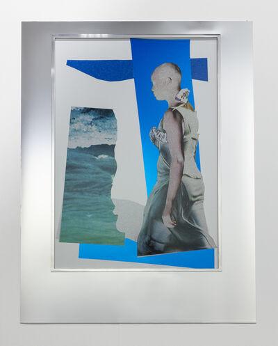 Isaac Julien, 'Assemblage - Blue, Silver (Radioactive Avatar #23)', 2018
