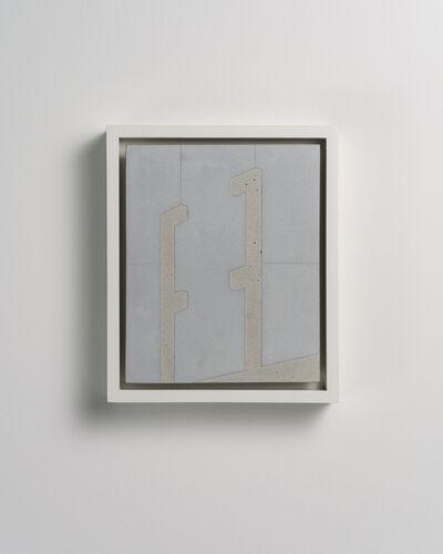 Andrew Clausen, 'Slab-study, HEA', 2020