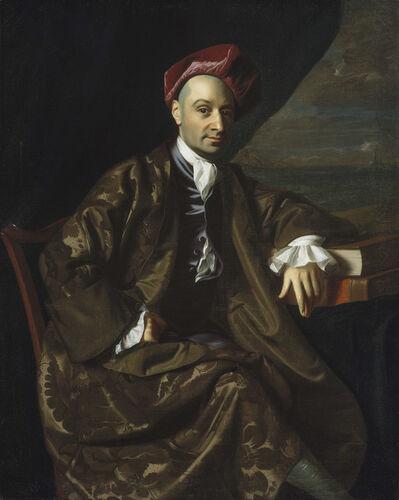 John Singleton Copley, 'Nicholas Boylston', 1769