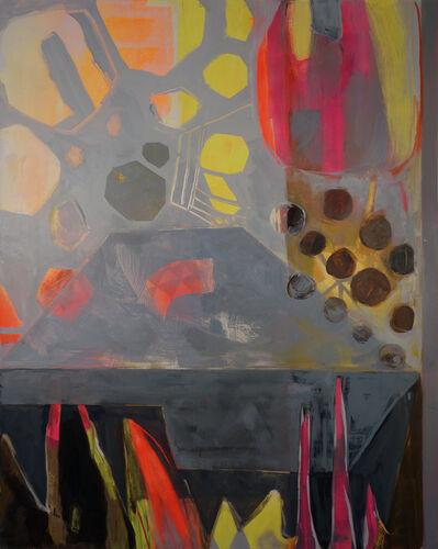 Yura Adams, 'Crystal Bounce', 2018