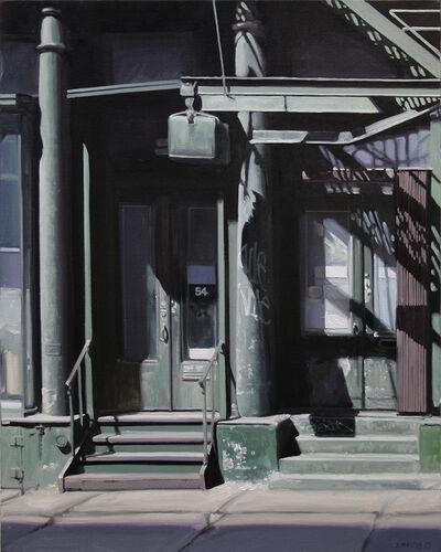 Stephen Magsig, '54 White St'