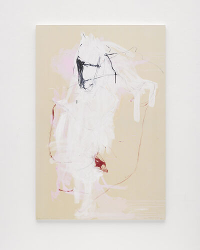 Tracey Emin, 'Like a strange dream You Fucked me', 2017