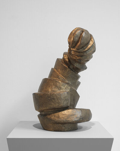 Louise Bourgeois, 'Labyrinthine Tower', 1962