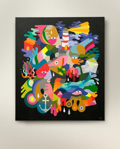 Oli-B, 'Man Overboard', 2013