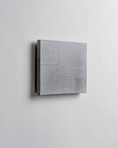 Andrew Clausen, 'Slab-study, Landscape/vector V1', 2020