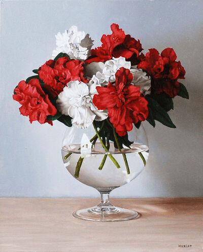 Renato Meziat, 'Bouquet of Azaleas', RME0019