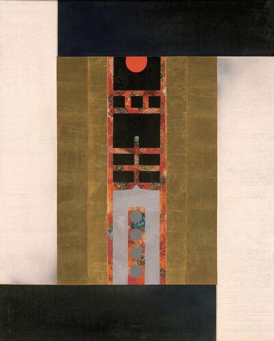 Liao Shiou-Ping, 'Gate of Peace', 1969
