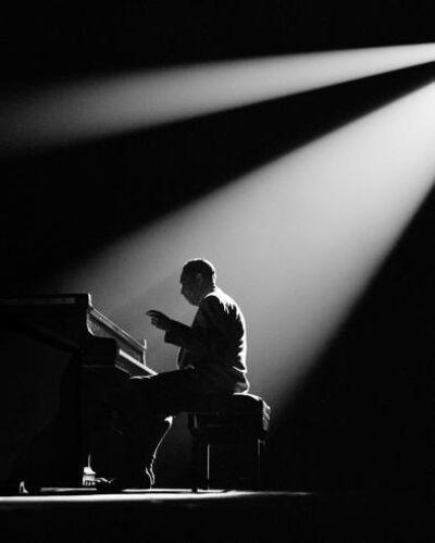 Herman Leonard, 'Duke Ellington, Paris', 1958