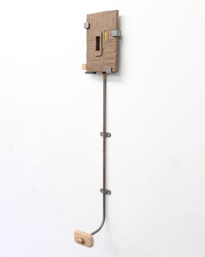 Rafal Zajko, 'Exhaust (plough)', 2020