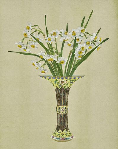 Lee Jung Eun (b. 1971), 'Scent - Narcissus 향기 - 수선', 2019
