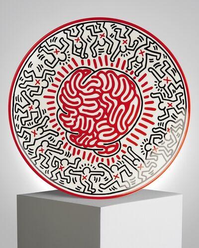 Keith Haring, 'Brain', ca. 2019