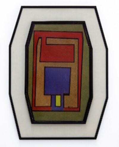 Carmelo Arden Quin, 'Labyrinthe', 1948