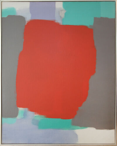 Carl Holty, 'Untitled (#161)', ca. 1963