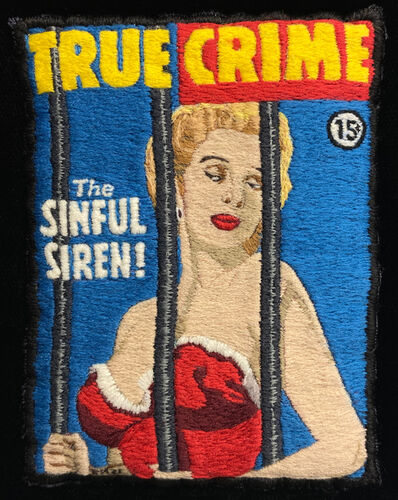 Raymond Materson, 'Sinful Siren', 2021