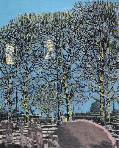 Geun-Taek Yoo, 'Van Gogh', 2011