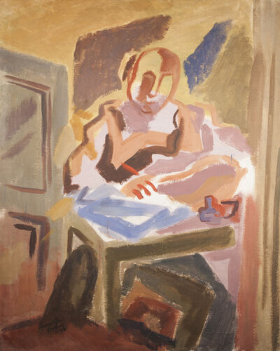 Germaine Derbecq, 'L'écrivain', 1935