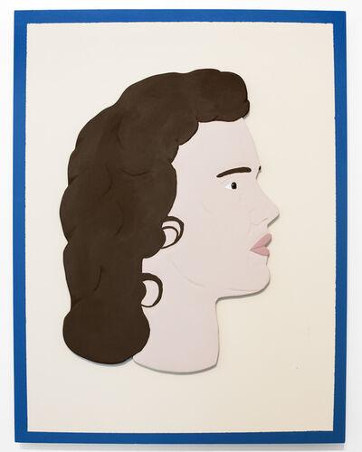 "Oliver Hawk Holden, '""Portrait Series Number Three #1""', 2019"