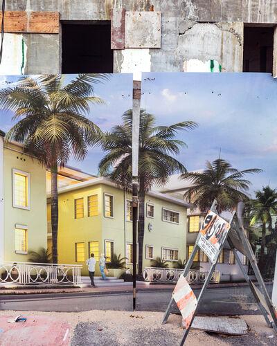 Anastasia Samoylova, 'Construction in South Beach I', 2017-2020
