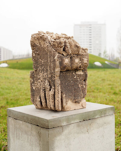 Michael Sailstorfer, 'Kopf und Körper Marzahn 02', 2017