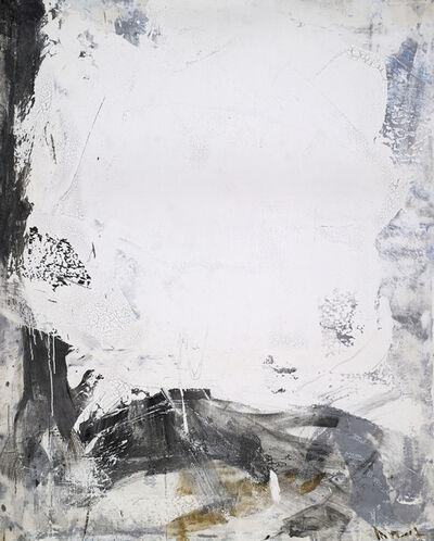 Huang Rui 黄锐, 'White and White Colour No.6', 1991