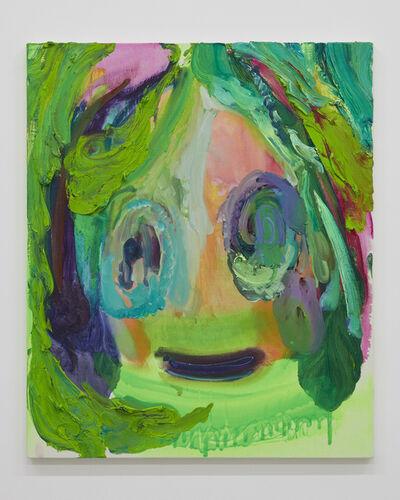 Satoshi Ohno, 'Self portrait, funny smile.', 2018