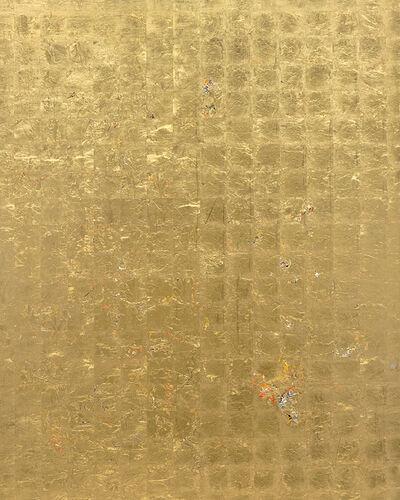 Michael Burges, 'Self-Emergent Painting, Reverse Glass No. 3', 2018