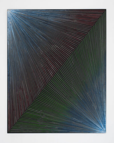 Florian & Michael Quistrebert, 'Grattage IV', 2013