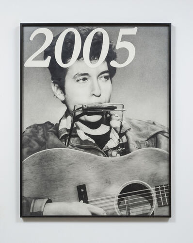 Karl Haendel, 'Dylan Dates (2005)', 2016