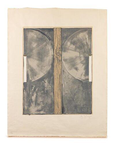 Jasper Johns, 'Device', 1972