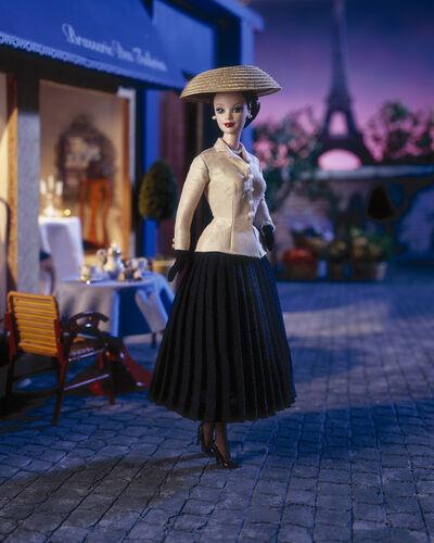 Mattel, 'Dior Barbie, for the Bar's tailleur 50th anniversary', 1997