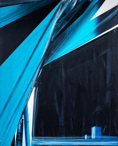 Phil Ashcroft, 'Olkiluoto Cyan', 2014