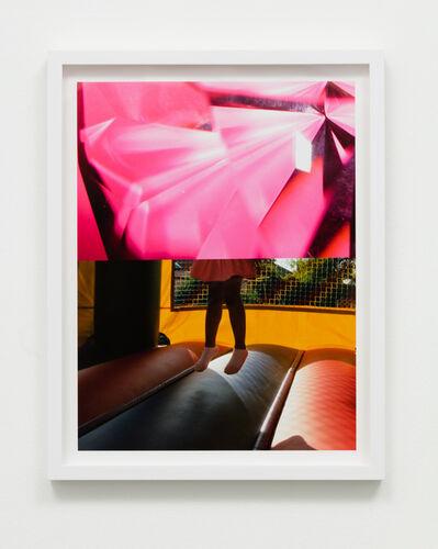 Sadie Barnette, 'Untitled (Pink Diamond/ Jump)', 2016