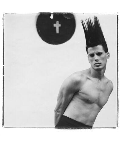 Steven Klein, 'Paul', 1985