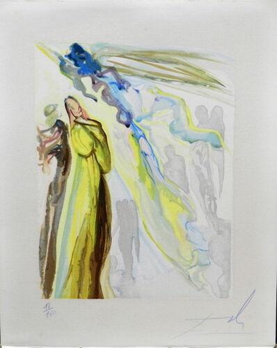 Salvador Dalí, 'Divine Comedy Heaven Canto 11', 1967
