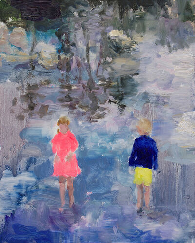 Darlene Cole, 'Midnight (Lake Clouds)', 2020