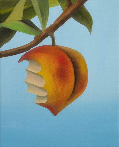 Chris Akordalitis, 'Peach I', 2020