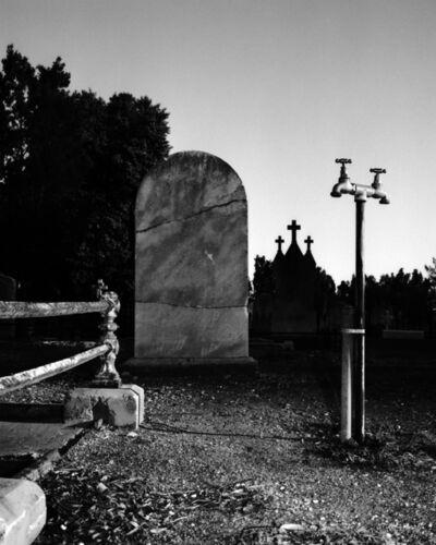 Trent Parke, 'Cemetery, Adelaide', 2007