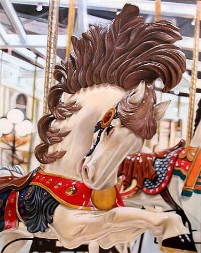 Cesar Santander, 'The Horse With The Flying Mane', 1986