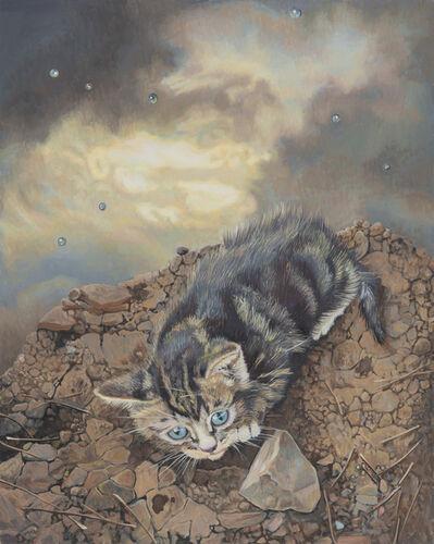 Deborah Poynton, 'Kitten', 2020
