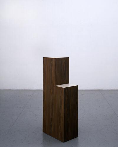 Richard Artschwager, 'Brown Chair', 2008