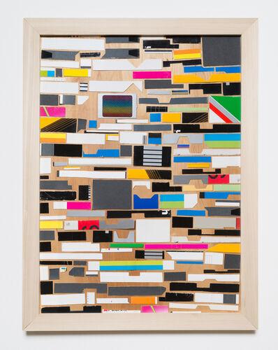Mariángeles Soto-Díaz, 'VHS Boxes Collage #1', 2017