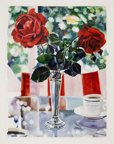 Carolyn Brady, 'Rose for M.C.', 1986