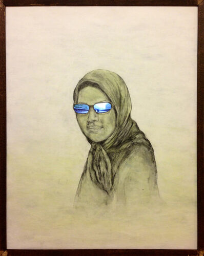 Lee Wells, 'Soul Series 2 (Egyptian activist #1)', 2013