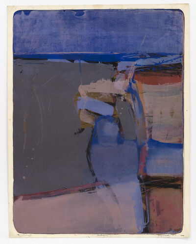 George Miyasaki, 'Autumn', 1957