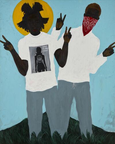 John Madu, 'We came in peace ', 2020