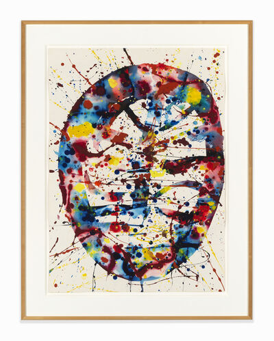 Sam Francis, 'Untitled (Self Portrait)', 1976