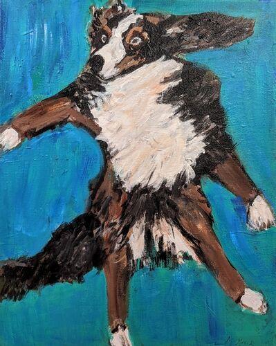 Marjorie Magid, 'Flying Dog', 2020