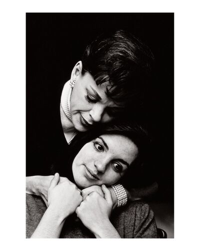 Terry O'Neill, 'Judy Garland and Liza Minelli, London', 1966