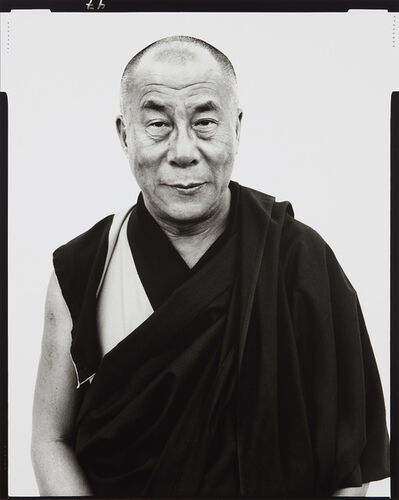 Richard Avedon, 'His Holiness The Dalai Lama, Kamataka, India, January, 1998'
